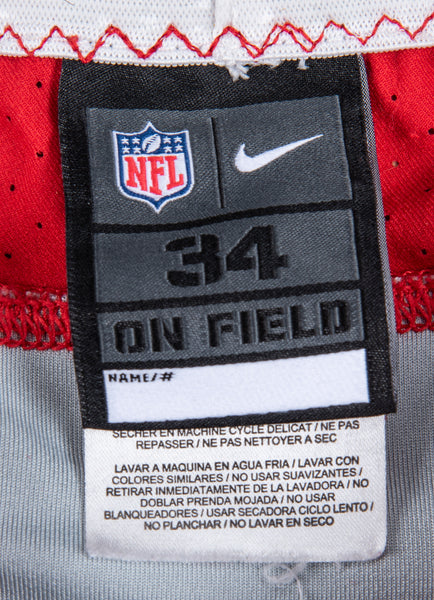 Patrick Mahomes 2018 Photo Matched Game Worn Pants Mystery Swatch Box