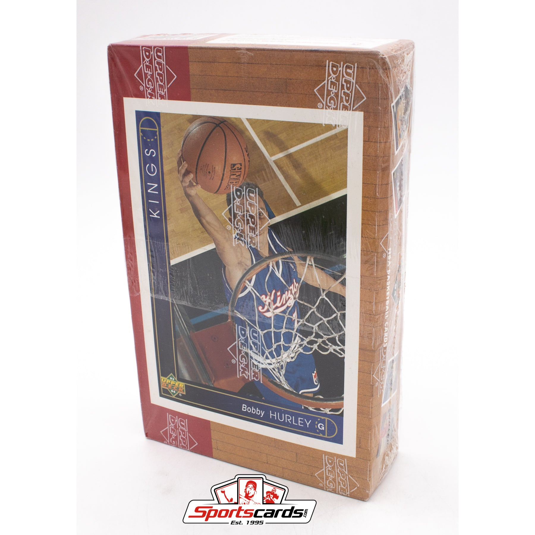 1993-94 Upper Deck NBA Basketball Series 2 Hobby Factory Sealed Box