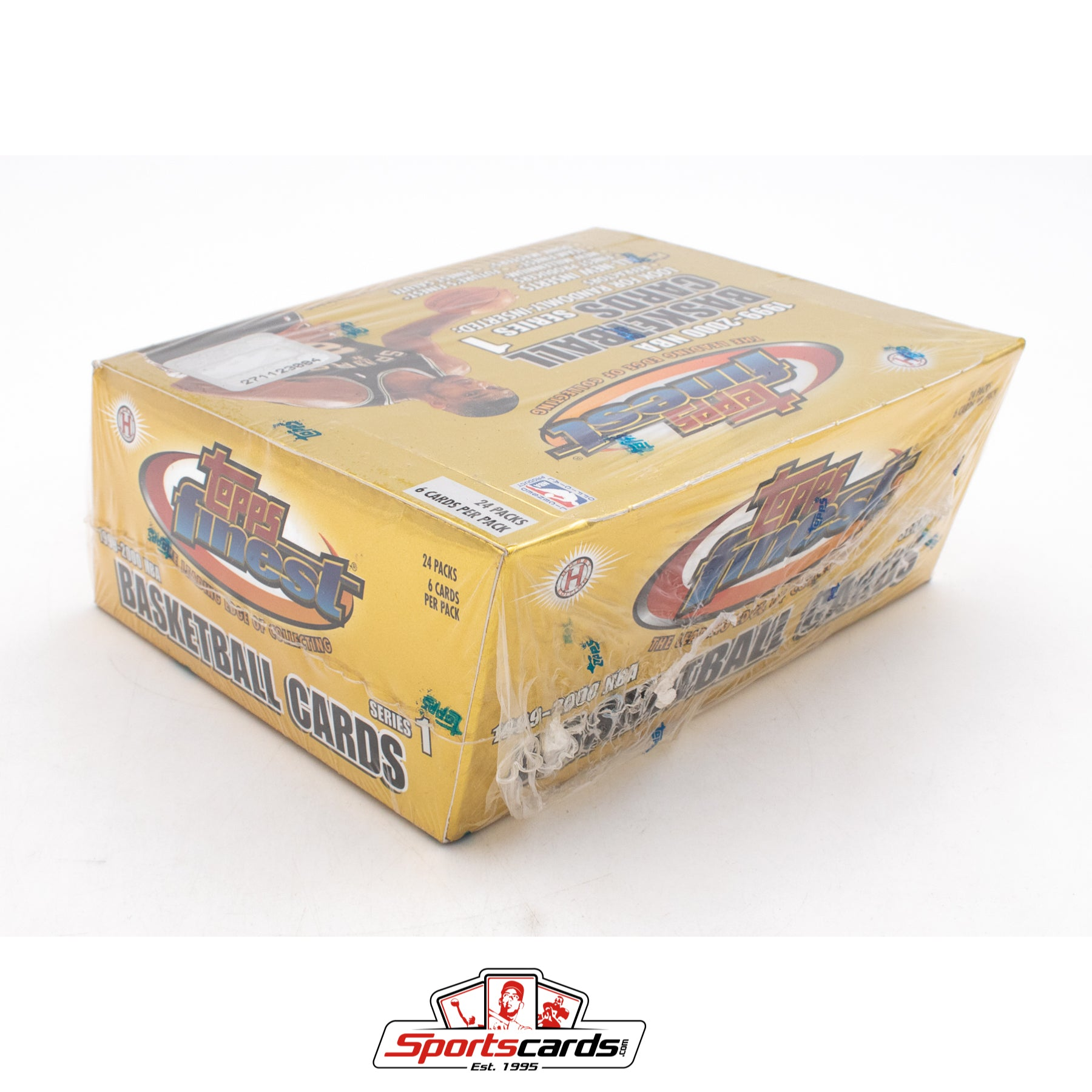 1999-2000 Topps Finest NBA Basketball Series 1 Factory Sealed Box