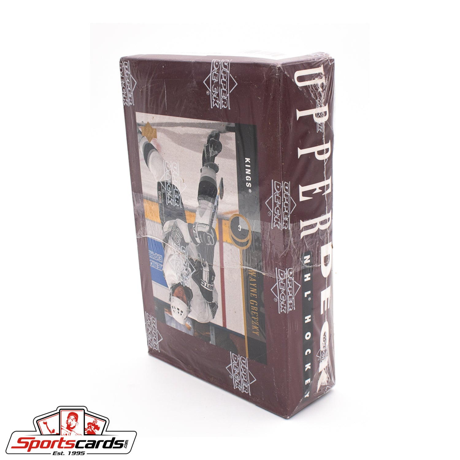 1994-95 Upper Deck Hockey Series 1 Factory Sealed Box