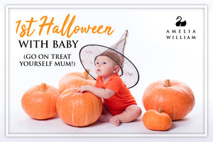1st Halloween with Baby (Go on... Treat Yourself Mum!)