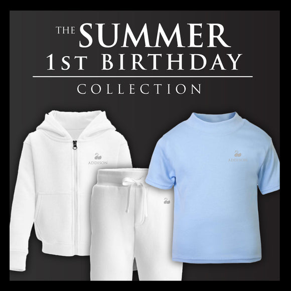 The Summer 1st Birthday Collection | Free Gift Box | From £17