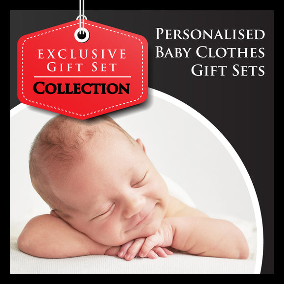 Exclusive Personalised Baby Gift Set Collection