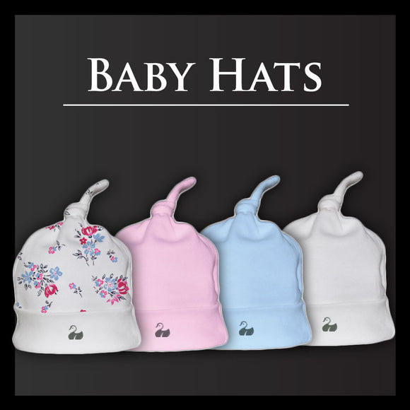 Knotted Baby Hats | Amelia William | From £5