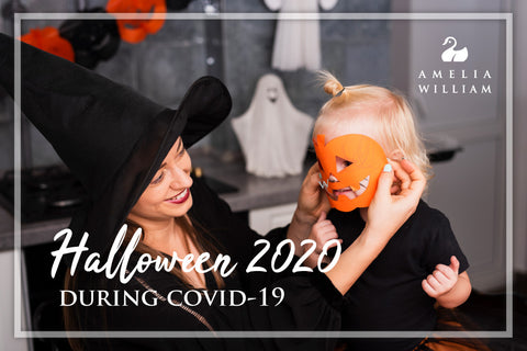 Halloween 2020 Personalised baby clothes