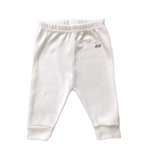 Baby Trousers (Short) Classic White