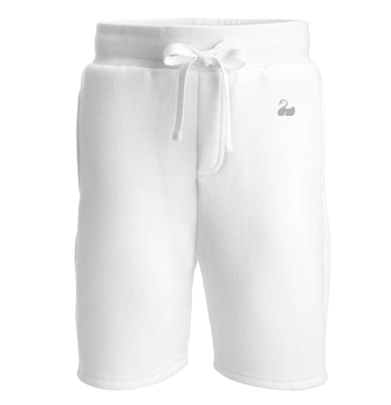 Toddler Shorts - Classic White