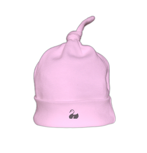 Baby Knotted Hat Classic Pink
