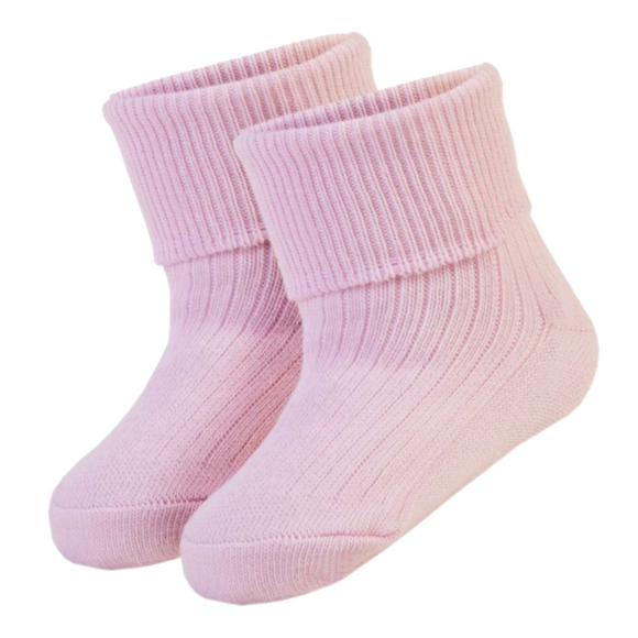 Baby Socks Classic Pink