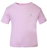 Personalised Baby Hoodie, Shorts & TShirts Gift Set | Classic Pink
