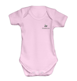 Personalised Baby Grow & Vest Gift Set | Classic Pink