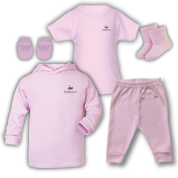 The Designer Baby Collection - Classic Pink