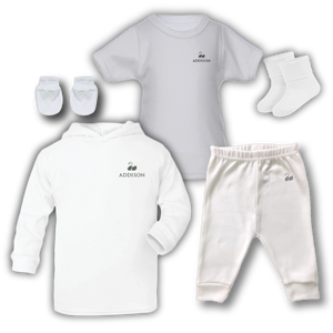 The Designer Baby Collection - Classic White