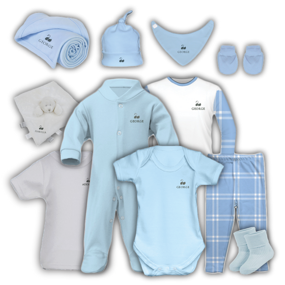 The Immaculate Collection - Classic Light Blue