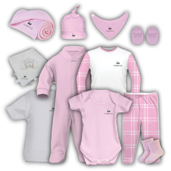 The Immaculate Collection - Classic Light Pink