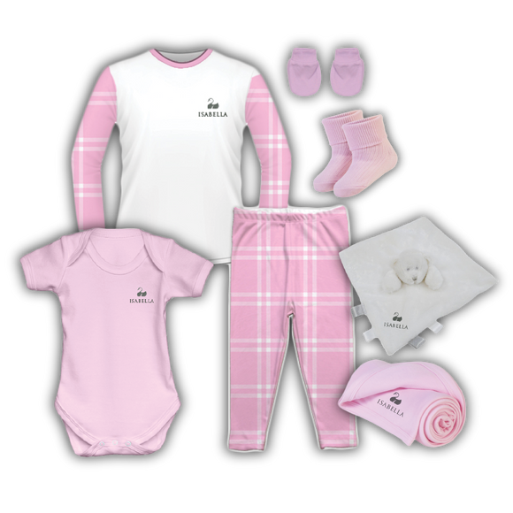 The Sleep Tight Collection - Classic Pink
