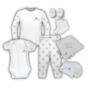 The Sleep Tight Collection - AW Classic White