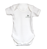 Personalised Baby Grow & Vest Gift Set | Classic White