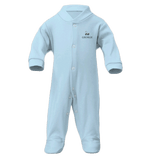 Personalised Baby Grow | Sleepsuit | Classic Blue
