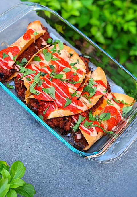 paleo turkey enchiladas recipe