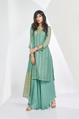 A-Meenah Semi Formal Pret 20 | 05 Mint