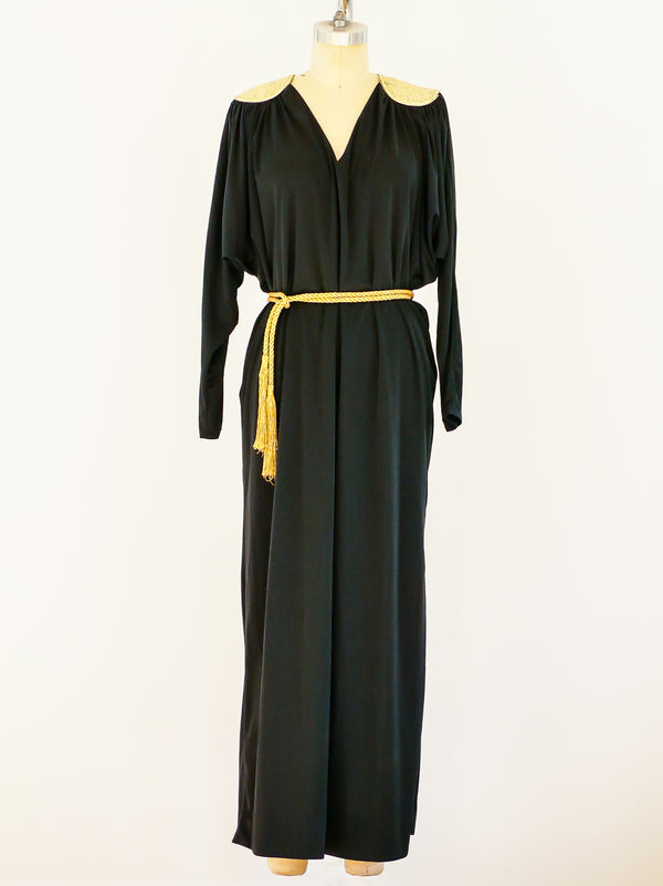 Bill Tice Jersey Goddess Gown
