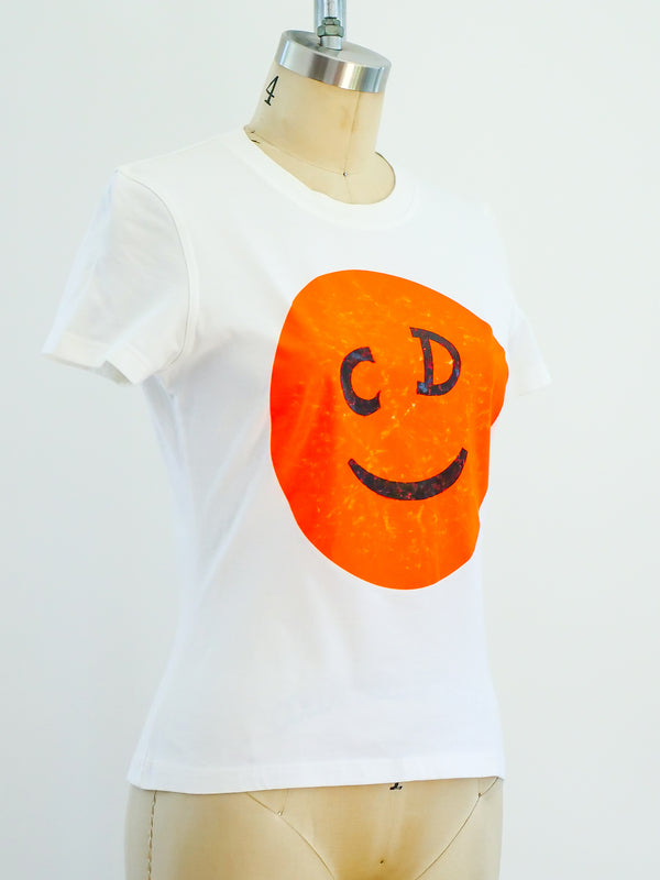 Christian Dior Smile Graphic Tee