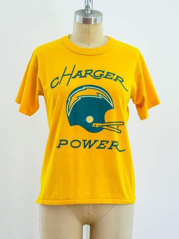 Vintage Charger Power Tee