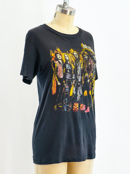 Judas Priest 1986 Tour Tee