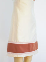 Prada Tonal Band Dress