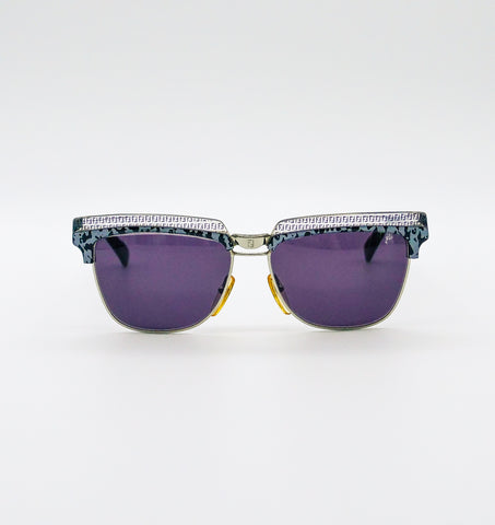 Fendi Logo Frame Sunglasses