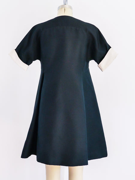 Geoffrey Beene Swing Coat Dress