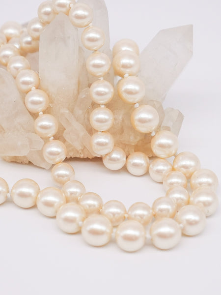 Givenchy Faux Pearl Necklace