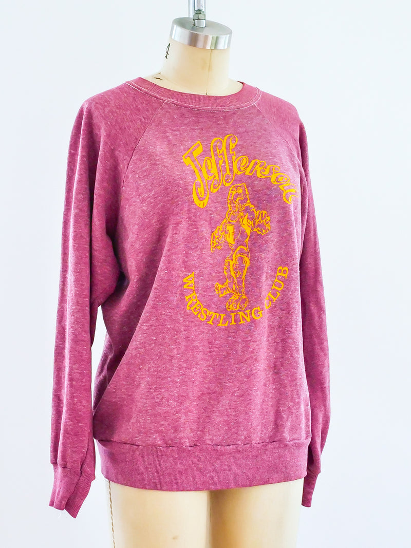 Jefferson Wrestling Club Sweatshirt