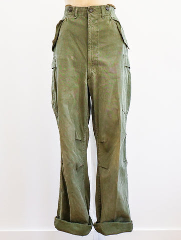Army Cargo Trousers