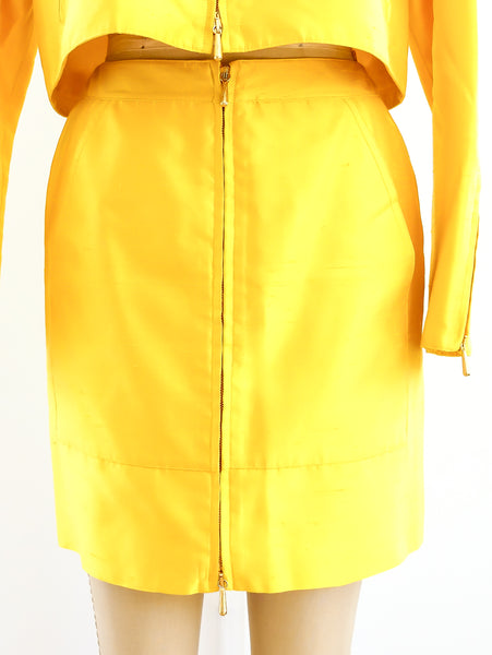Claude Montana Sunflower Yellow Ensemble