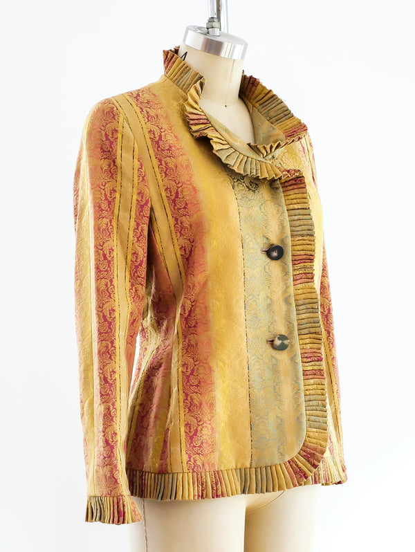 Bill Blass Tapestry Jacket