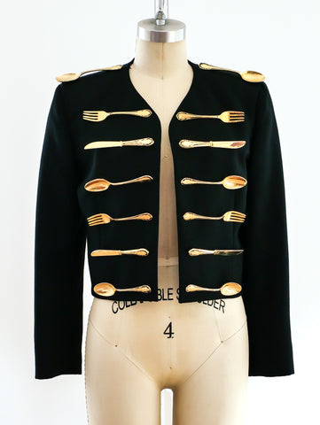 Moschino Utensil Jacket