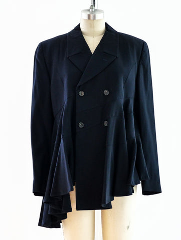 Comme des Garcons Pieced Wool Jacket