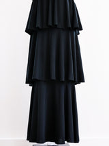 Black Jersey Tiered Ensemble
