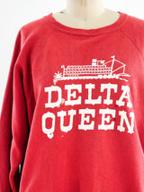 Delta Queen Steamboat Sweatshirt
