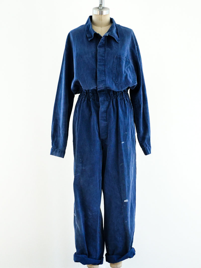 1960's Mechanic Coveralls