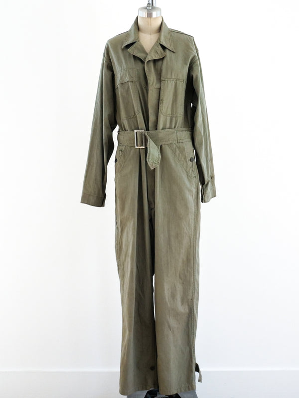 1950's Military Issue Jumpsuit