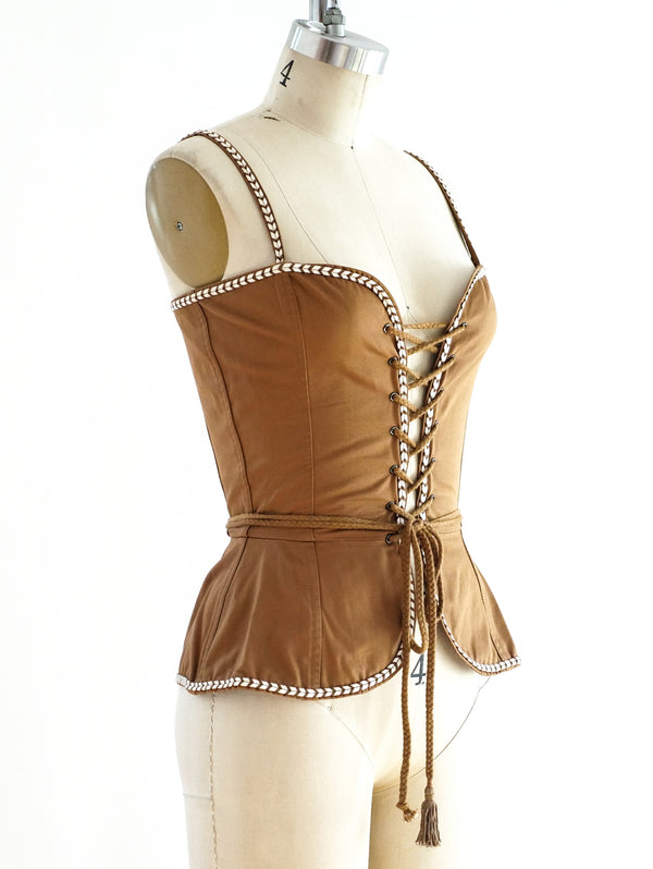 Yves Saint Laurent Bustier