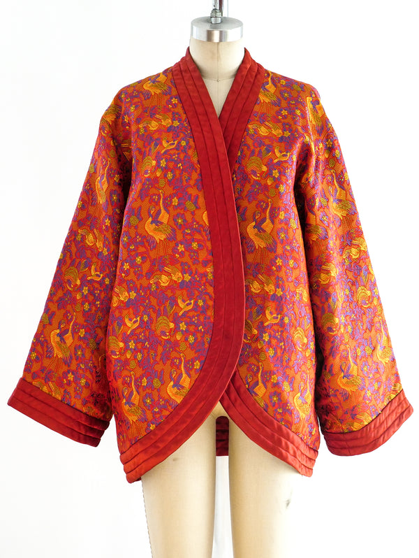 Yves Saint Laurent 1977 Chinese Collection Jacket