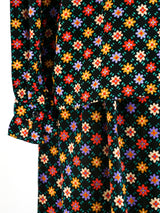 Yves Saint Laurent Daisy Print Ensemble