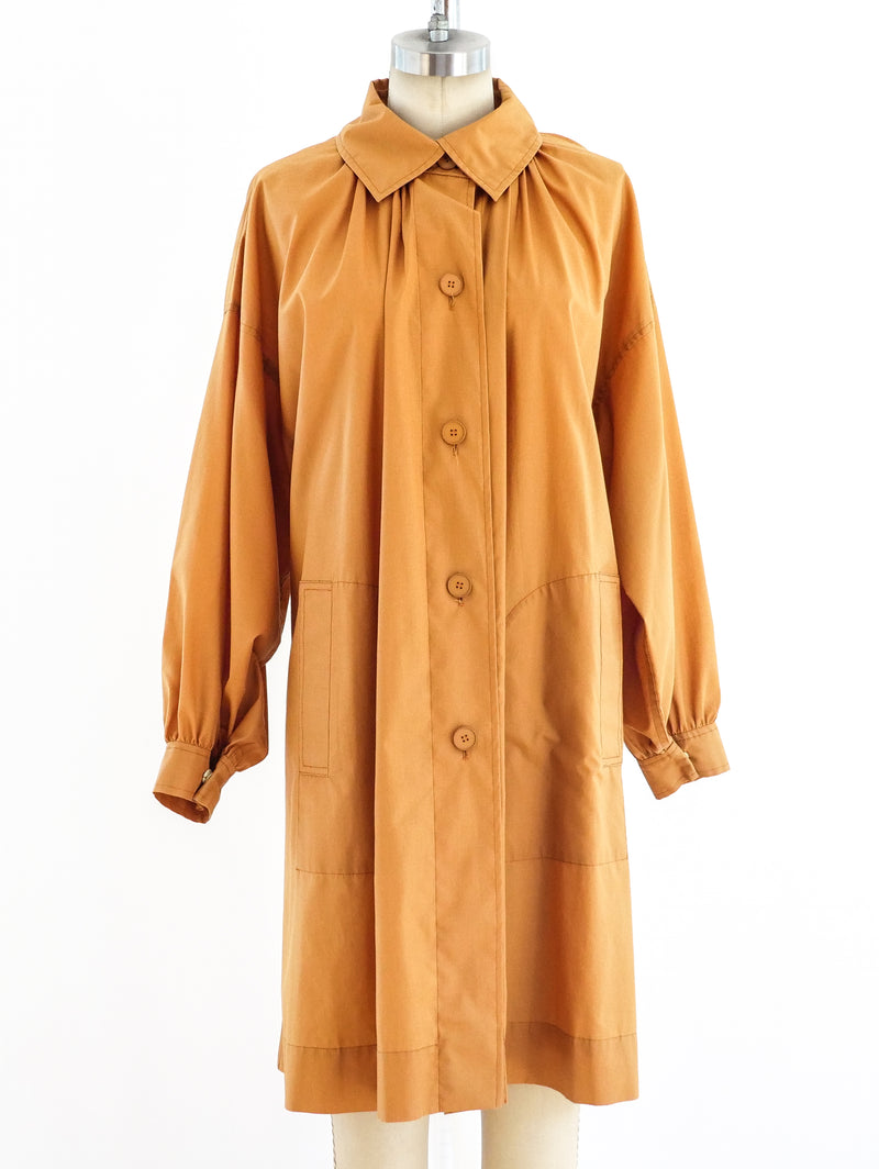 Yves Saint Laurent Smock Dress