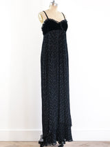 Gina Fratini Empire Gown