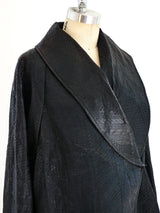 Chloe Deco Inspired Satin Jacket
