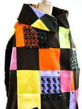 Christian Lacroix Sleeveless Cocoon Coat